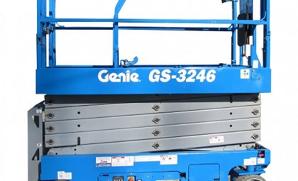 GENIE GS 3246  SCISSORS LIFTS